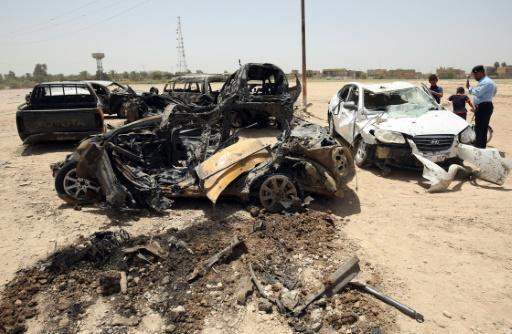 attentat 13 juil bagdad